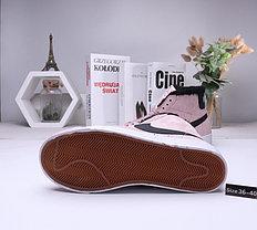 Женские зимние кеды Nike SB Zoom Blazer с мехом (36-40), фото 3