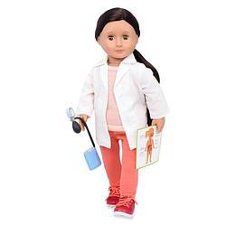 Our Generation Кукла Никола 46 см Доктор