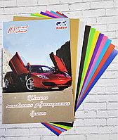 Цветная бумага двусторонняя, 10 листов, фото 1