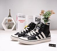Детские\Женские зимние кроссовки Adidas ( 36-40)  Мех+Кожа