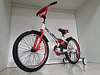 Велосипед AXIS KIDS 20, Алюминиевая рама с дополнительными колесиками., фото 3