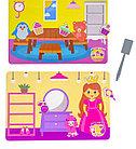 Волшебная магнитная игра для девочек, фото 3