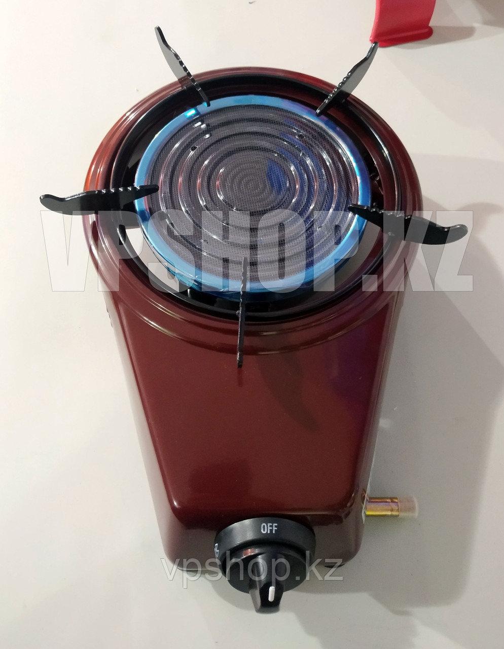 Инфракрасная настольная газовая плита одноконфорочная