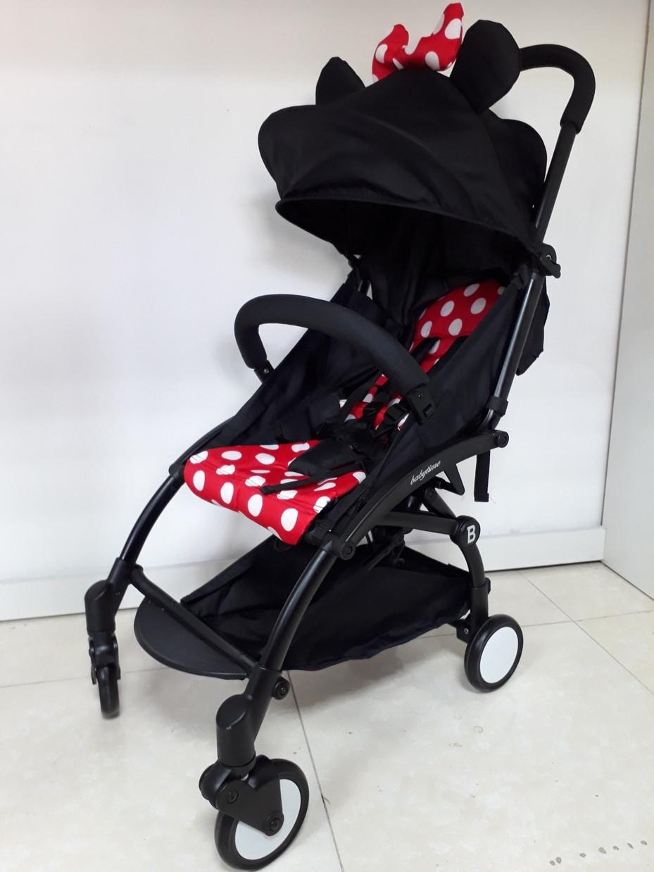 Легкая коляска Babytime Mini. Коляска для путешествий. Оригинал.