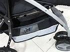 Классная прогулочная коляска для детей Adil с перекидной ручкой, фото 5