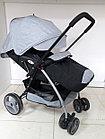 Классная прогулочная коляска для детей Adil с перекидной ручкой, фото 4