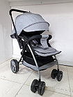 Классная прогулочная коляска для детей Adil с перекидной ручкой, фото 7