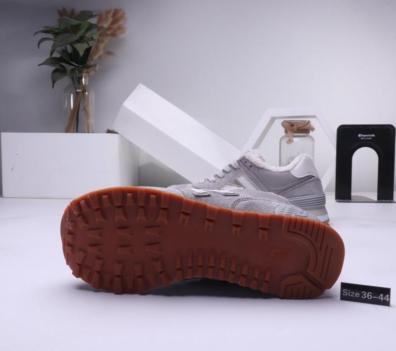 Зимние кроссовки New Balance с мехом (36-44) - фото 2