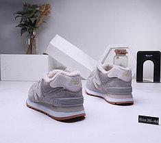 Зимние кроссовки New Balance с мехом (36-44), фото 3