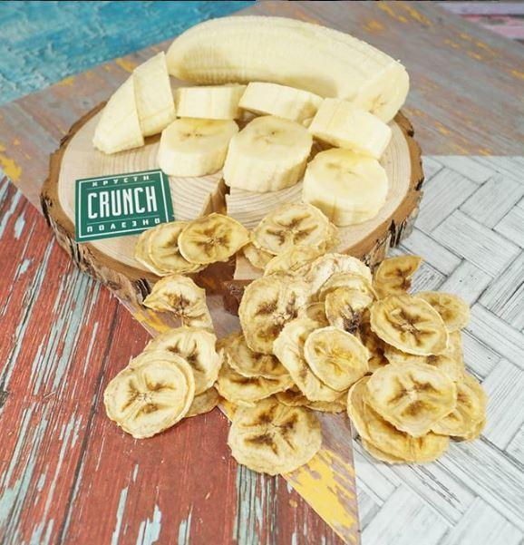 Фруктовые чипсы Банан, 50 г
