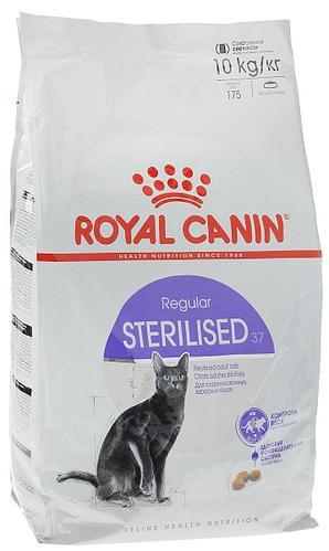 Сухой корм Роял Канин для стерилизованных кошек