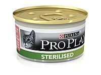 Консервы ПроПлан для стерилизованных кошек