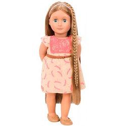 Our Generation Кукла Портия с растущими волосами и аксессуарами 46 см