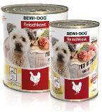 Bewi-Dog chicken 800г Консервы из курицы для собак, фото 1