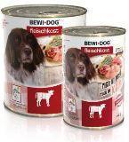 Bewi Dog beef rumen 800г Консервы из говяжьего рубца для собак, фото 1