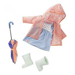 Our Generation Deluxe Набор одежды для кукол  дождевик