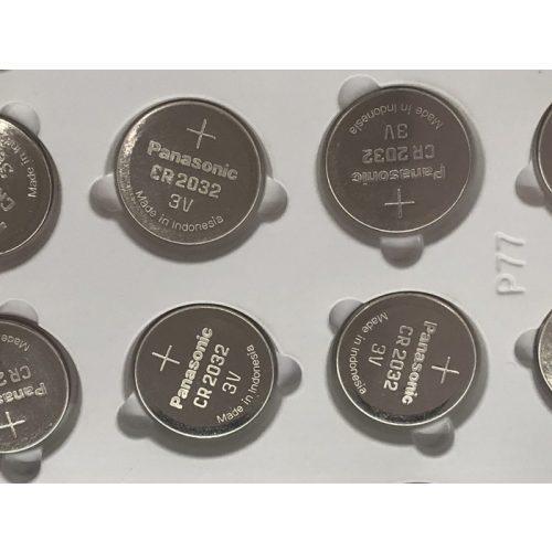 Батарейка Panasonic CR2032 indonesia,промышленная упаковка