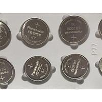 Батарейка Panasonic CR2032 indonesia,промышленная упаковка, фото 1