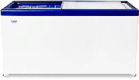 Морозильный ларь Снеж МЛП-350, Тропик синий