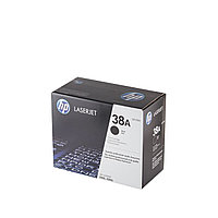 Лазерный картридж HP 38A (Оригинальный, Черный - Black) Q1338A