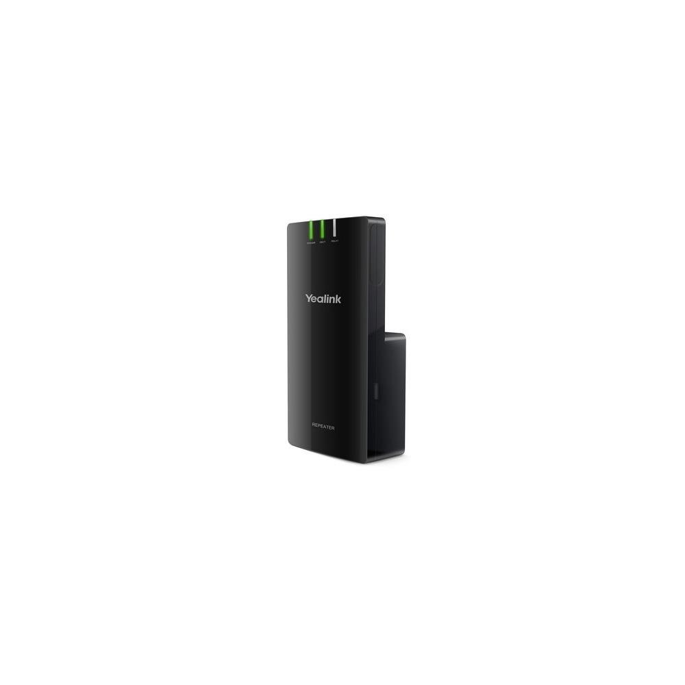 Yealink RT20U DECT-репитер для  SIP- телефонов W52P/W60P/W41P (черный)