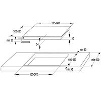 Комбинированная варочная панель Gorenje K6N30IX, фото 2