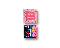Носки 3-Pack Pink Panther Sock Box XPAN08 (41-46)