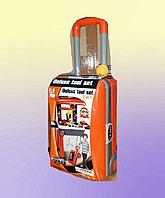 Игрушечный набор строительных инструментов в чемодане., фото 1