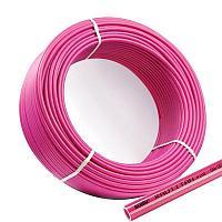 Универсальная труба RAUTITAN pink для систем отопления, отрезки 6 м