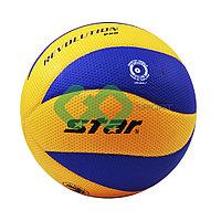 Мяч волейбольный STAR REVOLUTION PRO профессиональный, тренировочный, фото 1