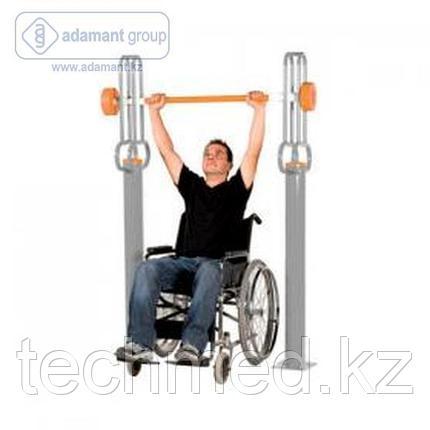 Тренажер для инвалидов. Штанга, фото 2