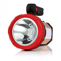 Ручной аккумуляторный фонарь светодиодный многофункциональный KM-2658 LED