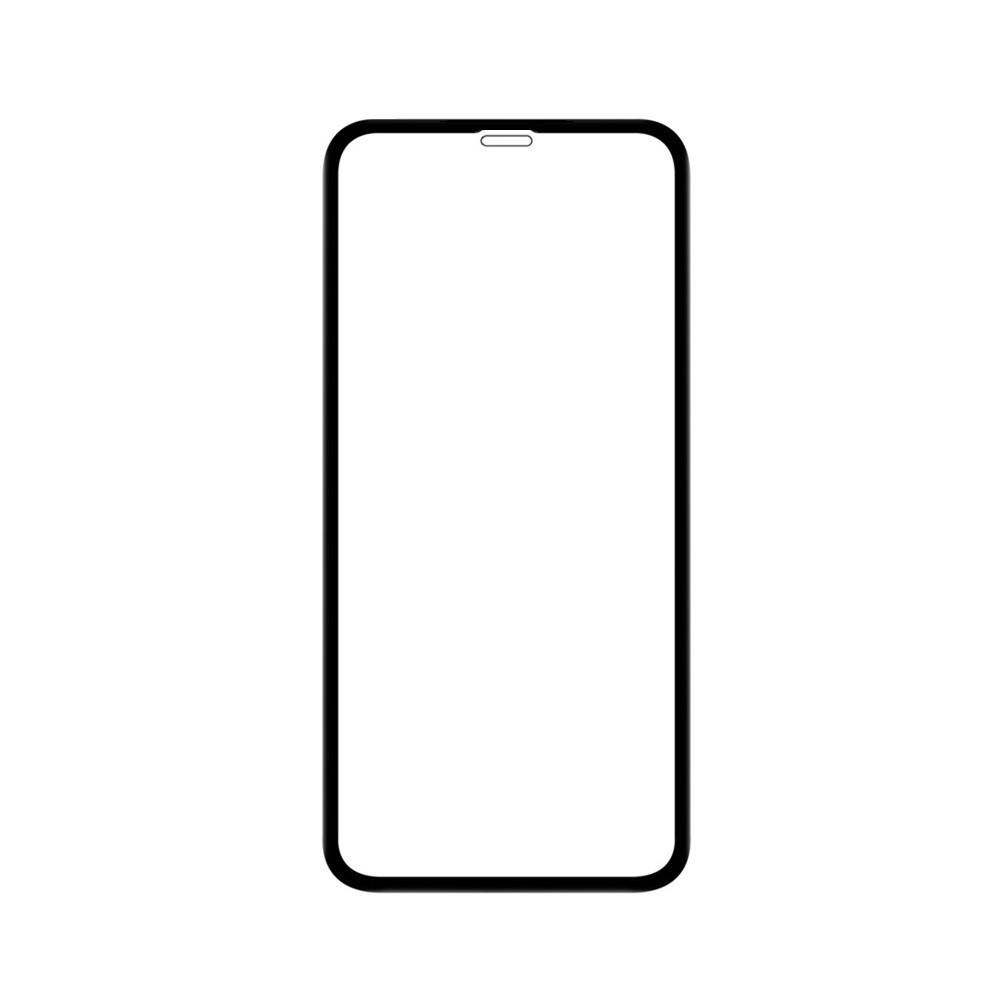 Защитное стекло 3D A-Case Apple iphone Xr, iphone 10r Окантовка Black