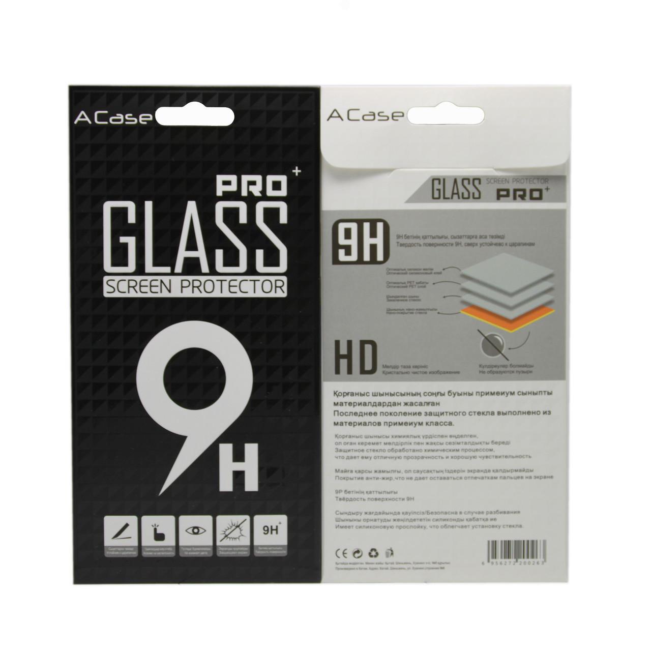 Защитное стекло 3D A-Case Apple iphone Xr, iphone 10r Окантовка Black - фото 2