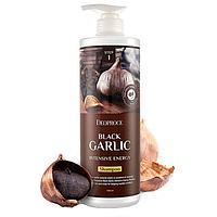 Шампунь для волос Deoproce Black Garlic Intensive Energy Shampoo 1000 ml.