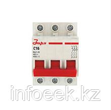 Автоматический выключатель 3Р - 16А