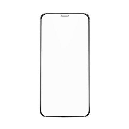 Защитное стекло 3D A-Case Apple iphone 11 pro max, Окантовка Black, фото 2