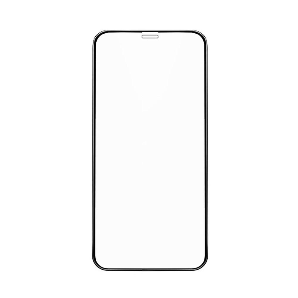Защитное стекло 3D A-Case Apple iphone 11 pro max, Окантовка Black