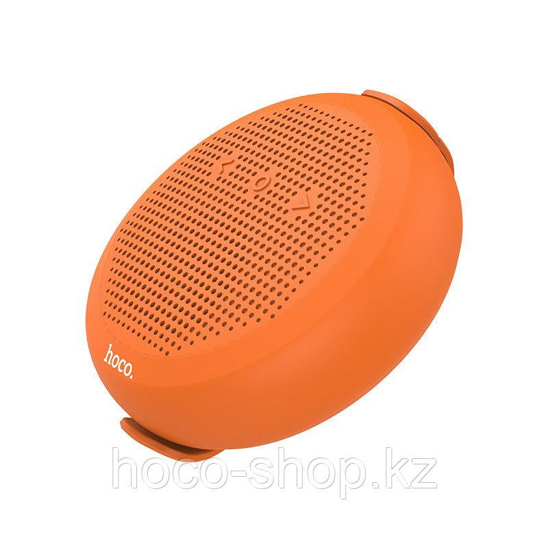 Беспроводная водонепроницаемая ударопрочная колонка HOCO BS18, Orange
