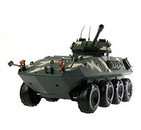 "Танк Armored Car 1:16 "" БТР "" R/C, фото 1"