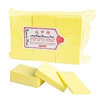 Безворсовые салфетки желтые 1000 шт, фото 2