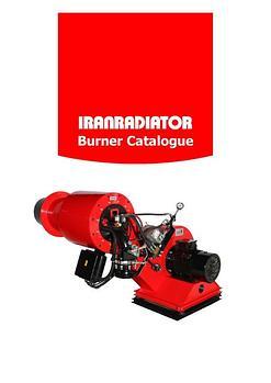 Горелки Iran Radiator