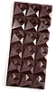 """Темный шоколад классический со сниженной калорийностью, """"RED Delight"""", 100 г, фото 2"""