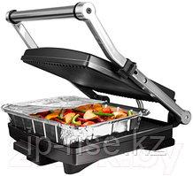 Гриль REDMOND SteakMaster  RGM-M801, черный/сталь