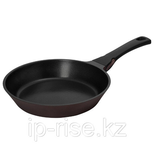 Сковорода Polaris Burgundy-24FD лит.ал.24 см