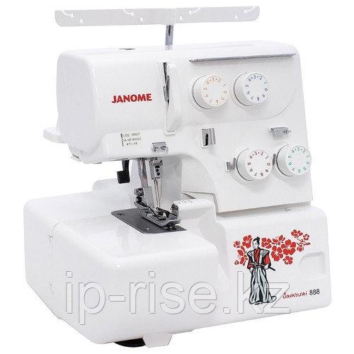 Швейная машинка Janome Samurai 888