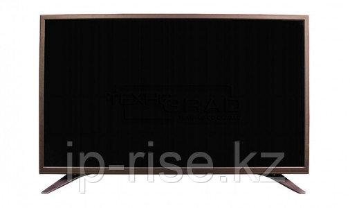 Телевизор Artel TV LED 43 AF90 G (108,5см), серо-коричневый