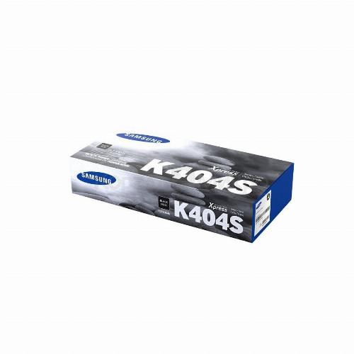 Лазерный картридж Samsung CLT-K404S (Оригинальный, Черный - Black) SU108A