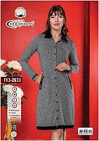 Платье женское на пуговицах. Турецкая компания CoCoon.