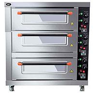 Жарочный шкаф электрический 3 уровневый